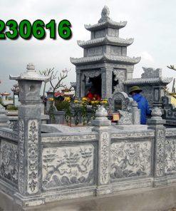 Khu lăng mộ bằng đá1