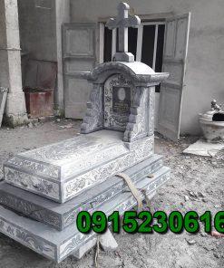 Mẫu mộ đá công giáo đẹp