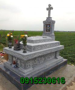 Mộ đá công giáo tại Ninh Vân