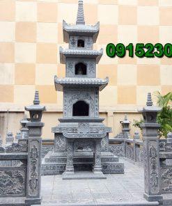Mộ đá hình tháp