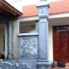 Mẫu cột đồng trụ nhà thờ họ bằng đá đẹp nhất