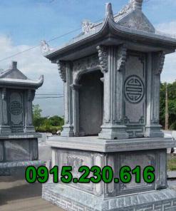 Mẫu miếu thờ bằng đá xanh tự nhiên đẹp nhất 2020