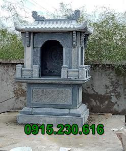 Mẫu miếu thời thần linh bằng đá đẹp chế tác tại Ninh Bình