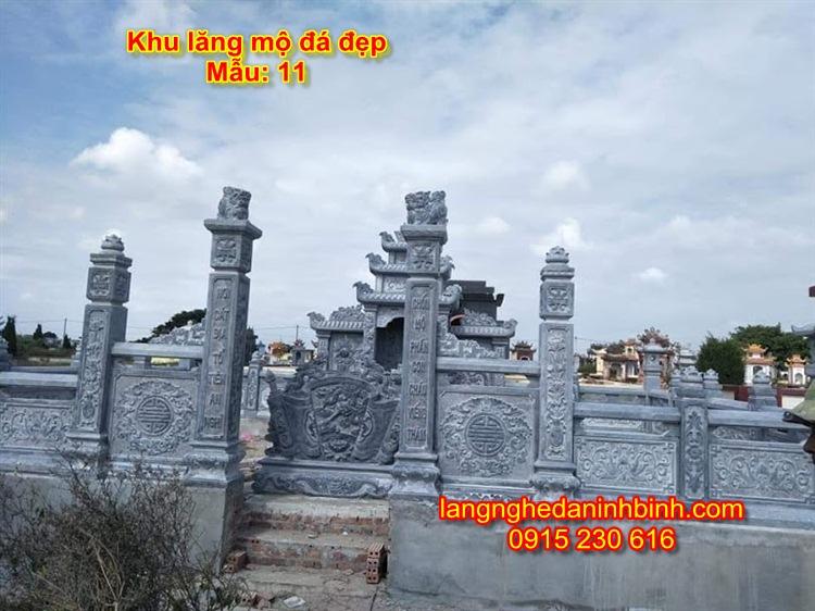 Lăng mộ đá của gia đình NB-06, mẫu lăng mộ đá đẹp nhất việt nam; mẫu khu lăng mộ đá đẹp nhất việt nam; Lăng mộ đá giá rẻ; khu lăng mộ đá giá rẻ; mẫu khu lăng mộ đá giá rẻ;