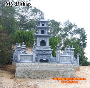 Mộ đá tháp