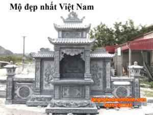 Mộ đẹp nhất Việt Nam