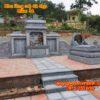 Mẫu khu lăng mộ đá đẹp 34 - Lăng mộ đá giá rẻ tại ninh bình