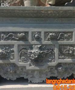 Mẫu bàn lễ đá đẹp nhất Việt Nam