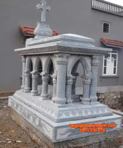 Mẫu mộ đá công giáo - mộ dá thiên chúa giáo, Mẫu mộ đá công giáo đẹp nhất việt nam; Mẫu mộ đá công giáo đá xanh; mẫu mộ đá thiên chúa giáo đẹp;mẫu mộ đá công giáo;