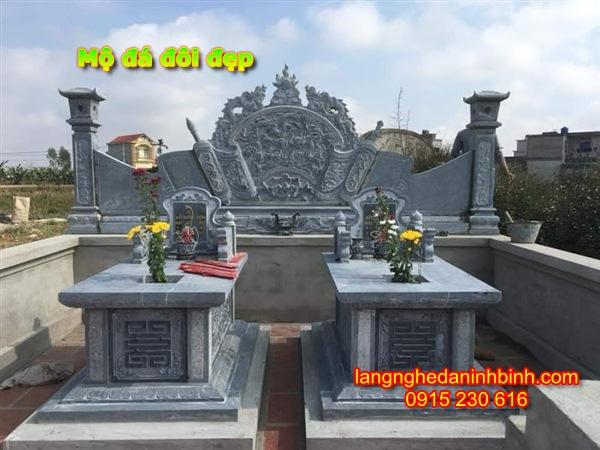 Mẫu mộ đôi bằng đá NB-08, mộ đôi bằng đá tự nhiên; mẫu mộ đôi bằng đá tự nhiên; mộ đôi đá; mẫu mộ đôi đá; Mộ đôi giá rẻ, Mẫu mộ đôi giá rẻ; Mộ đôi đá khối giá rẻ, mẫu mộ đôi đá khối giá rẻ;