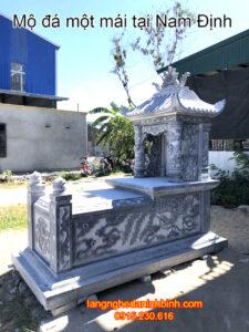 Mộ đá một mái tại Nam Định