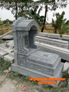 Mộ đá một mái tại Thanh Hóa