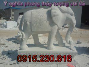 Mẫu voi đá đẹp- 06