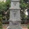 Xây mộ tháp đá ở Gia Lai đẹp giá rẻ