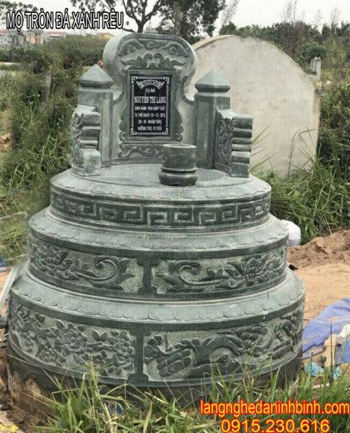 mộ đá xanh rêu thanh hóa, lăng mộ đá xanh rêu, giá mộ đá xanh rêu