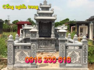 Cổng đá nghĩa trang ở Bắc Ninh; cổng nghĩa trang; mẫu cổng đá nghĩa trang; cổng nghĩa trang bằng đá; cổng khu lăng mộ; cổng đá; cổng đá đẹp;
