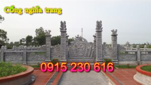 Cổng đá nghĩa trang ở Nam Định; cổng nghĩa trang; mẫu cổng đá nghĩa trang; cổng nghĩa trang bằng đá; cổng khu lăng mộ; cổng đá; cổng đá đẹp;