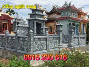 Cổng đá nghĩa trang ở Thái Bình; cổng nghĩa trang; mẫu cổng đá nghĩa trang; cổng nghĩa trang bằng đá; cổng khu lăng mộ; cổng đá; cổng đá đẹp;