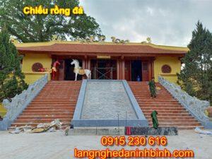 Chiếu rồng đá ở Phú Thọ