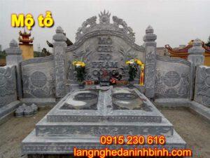Khu lăng mộ tổ