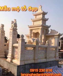 Lăng mộ tổ đá