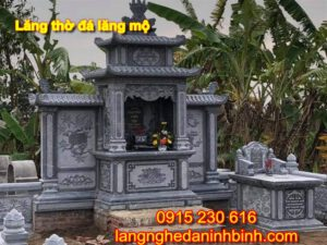 Lăng thờ đá lăng mộ