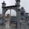 Mẫu cổng nghĩa trang; cổng nghĩa trang; cổng đá nghĩa trang; công đá khu lăng mộ; cổng đá khu nghĩa trang;