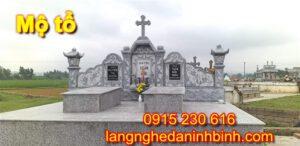 Mẫu mộ tổ đẹp
