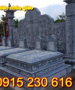 Mộ đá thiên chúa giáo NB1