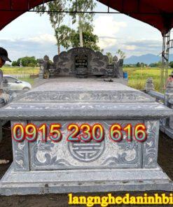 Mộ tổ đá-2; mộ tổ; mộ đá; mộ đá đẹp; lăng mộ tổ; mộ tổ bằng đá; mẫu mộ tổ;