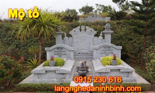 Xây mộ tổ giá rẻ