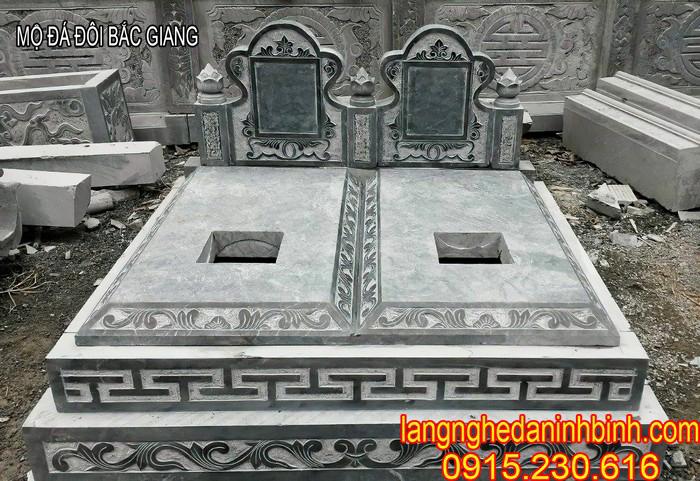 mộ đá đôi Bắc Giang