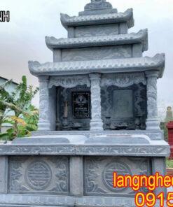 mộ đá đôi Nam Định