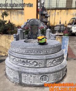 mộ đá tròn phú yên