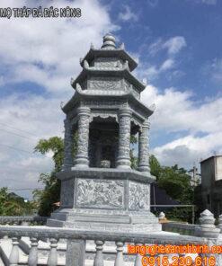 mộ tháp đá Đắc Nông