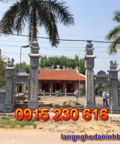 Cổng nhà thờ ở Bắc Ninh