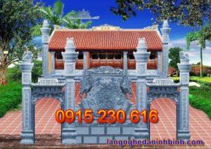 Cổng đá nhà thờ – Mẫu cổng đá đẹp ở Hà Tĩnh - 4
