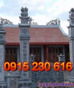 Cổng nhà thờ ở Thái Nguyên