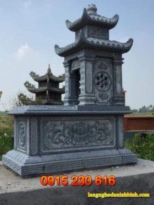 Mộ hai mái ở Lạng Sơn