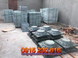 Chân tảng đá kê cột PL07