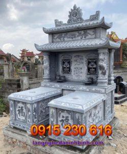 Mộ đá đôi ở Đà Nẵng