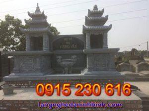 Mộ đá đôi ở Bình Định