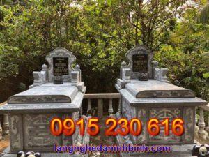 Mộ đá đôi ở Bình Thuận