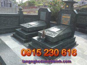 Mộ đá đôi ở Lâm Đồng