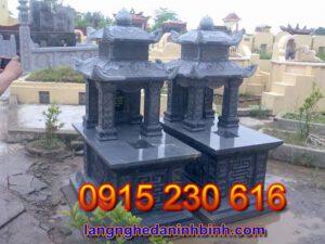 Mộ đá đôi ở Ninh Thuận