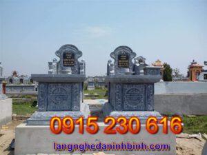 Mộ đá đôi ở Phú Yên