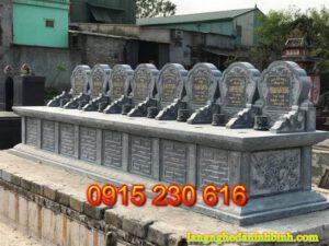 Mộ đá đôi ở Thái Bình