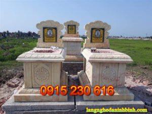 Mộ đá ở Thái Bình