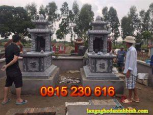 Mộ đá hai mái ở Ninh Bình