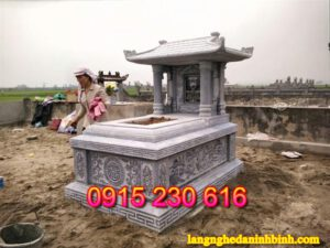 Mộ đá một mái ở Thái Bình